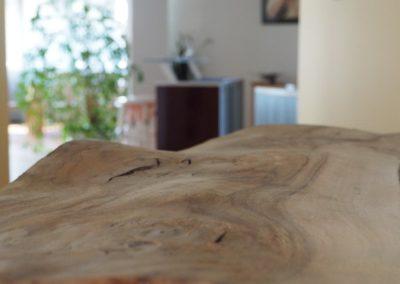 Referenz Arbeitsplatz Büro Pult Homeoffice Tisch – Hüppi Schreinerei GmbH ¦ Gommiswald