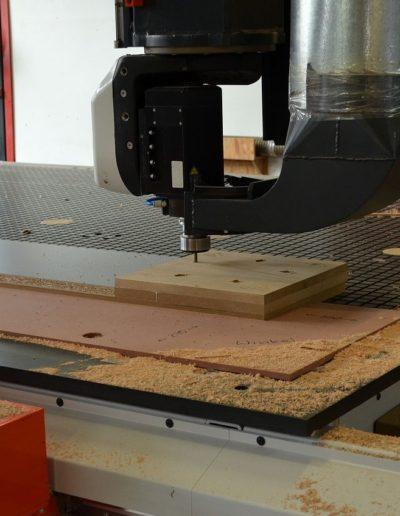 CNC Holzbau 2 und Handarbeit - Hüppi Schreinerei GmbH ¦ Gommiswald