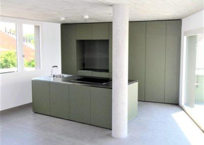 Referenz Kueche Küche modern 5 a – Hüppi Schreinerei GmbH ¦ Gommiswald