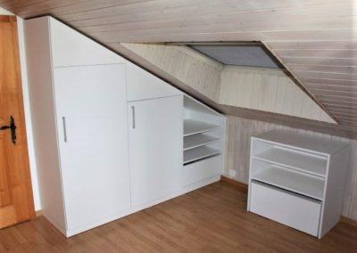 Referenz Möbel Schrank 10 - Hüppi Schreinerei GmbH ¦ Gommiswald