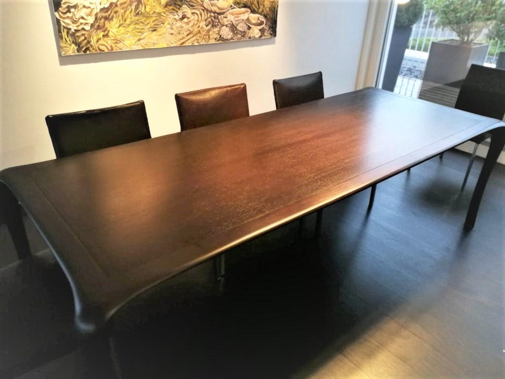 Referenz Möbel Tisch 1 a - Hüppi Schreinerei GmbH ¦ Gommiswald